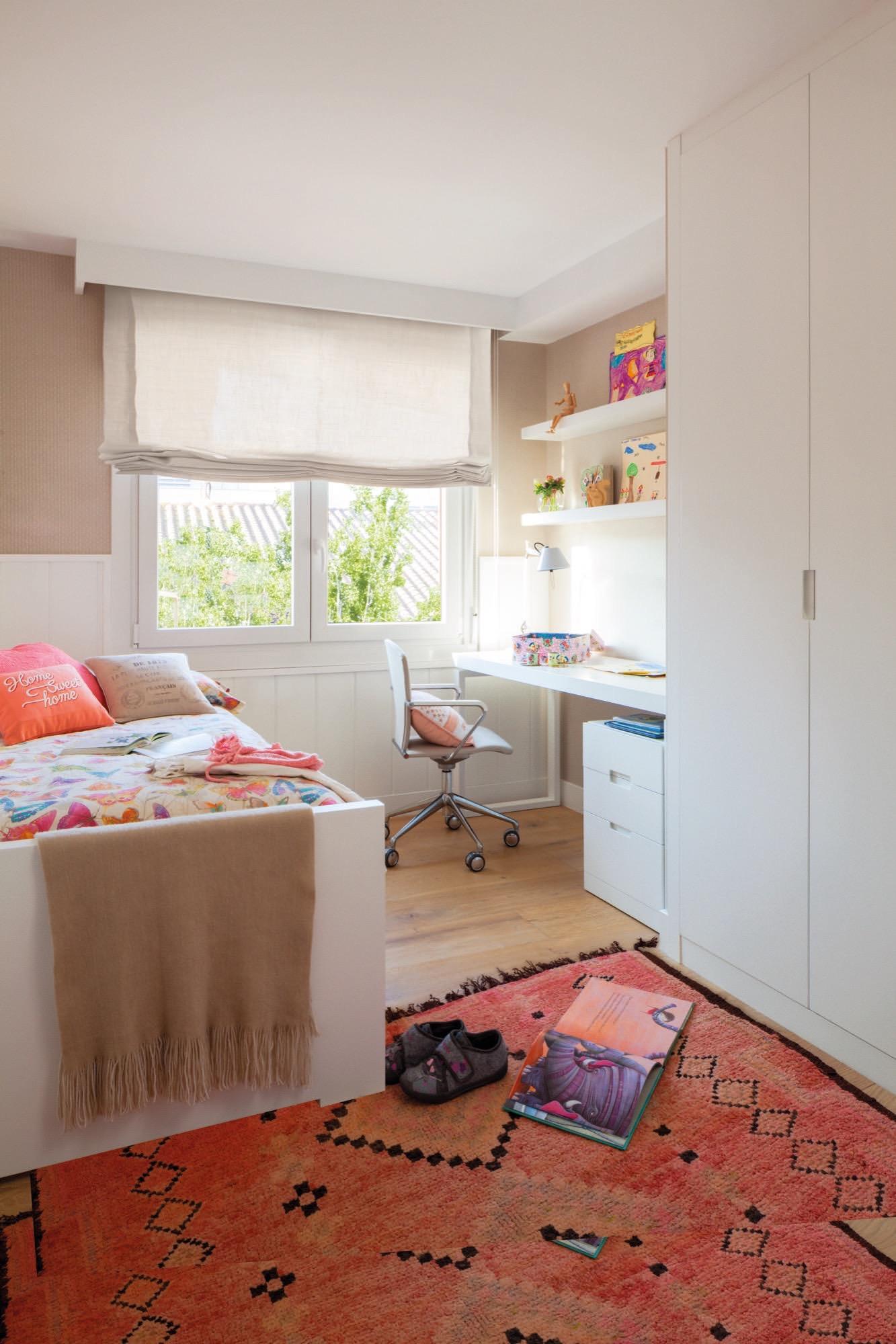 Alfombras dormitorio juvenil dormitorio infantil decorado - Alfombras para dormitorios juveniles ...