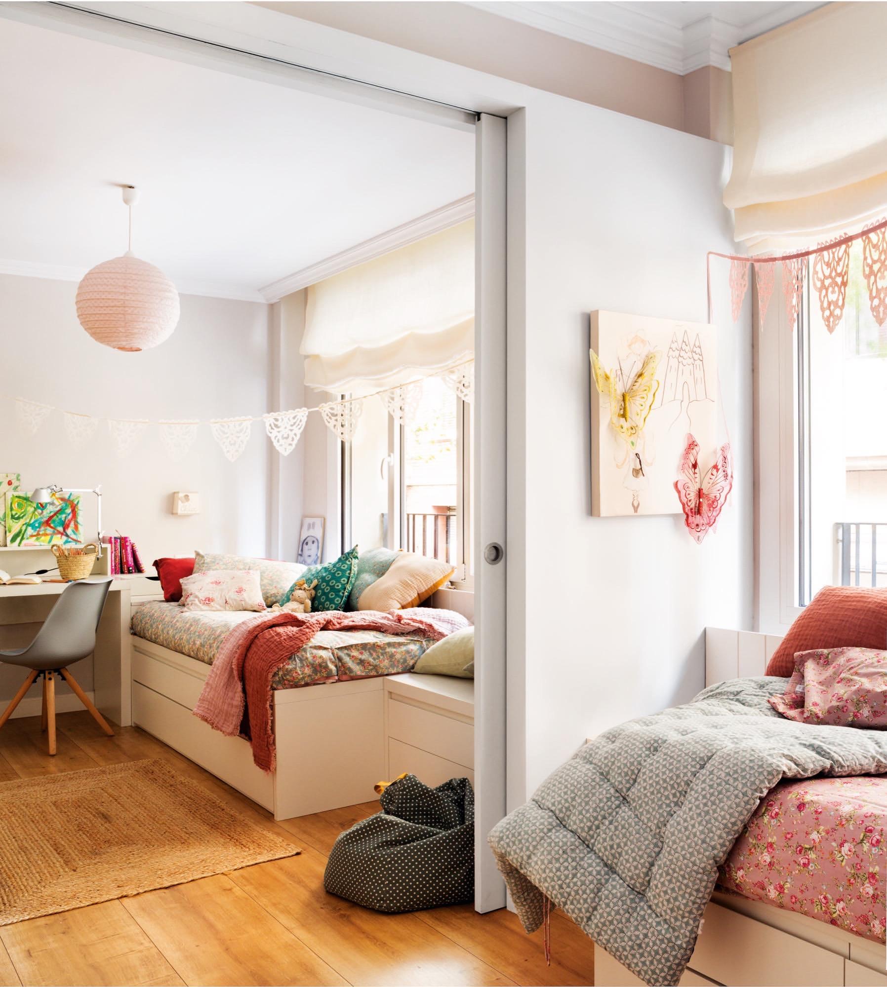 Muebles ni os - Muebles infantiles para habitaciones pequenas ...