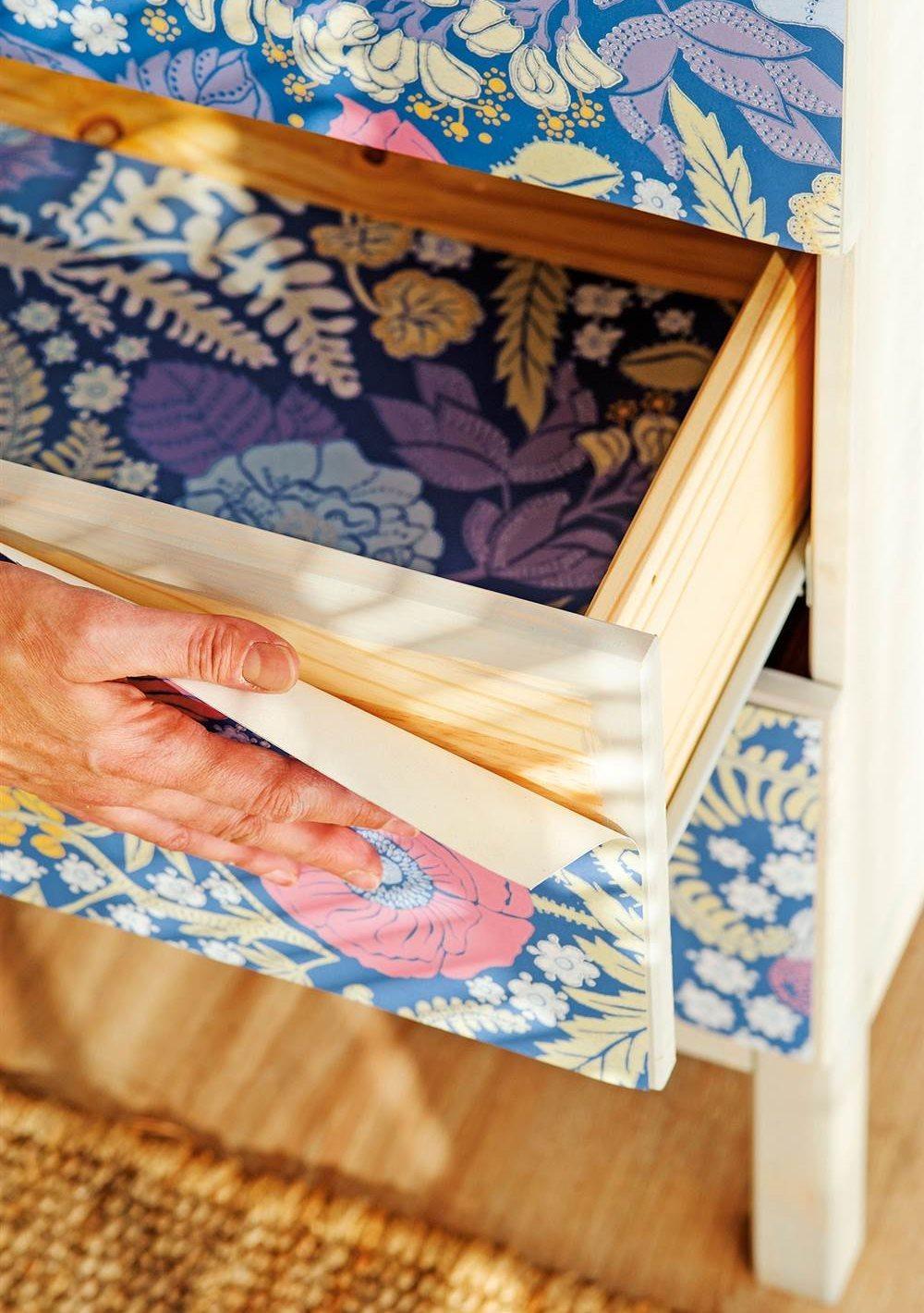 C moda 3 ideas para personalizarla - Como decorar una comoda ...