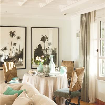 Mesas de comedor for Mesas y sillas para salon comedor