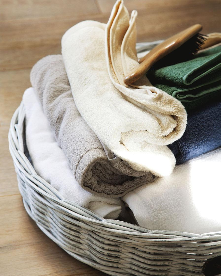 Ideas para que tu ba o sea m s confortable y acogedor - Toallas para bano ...