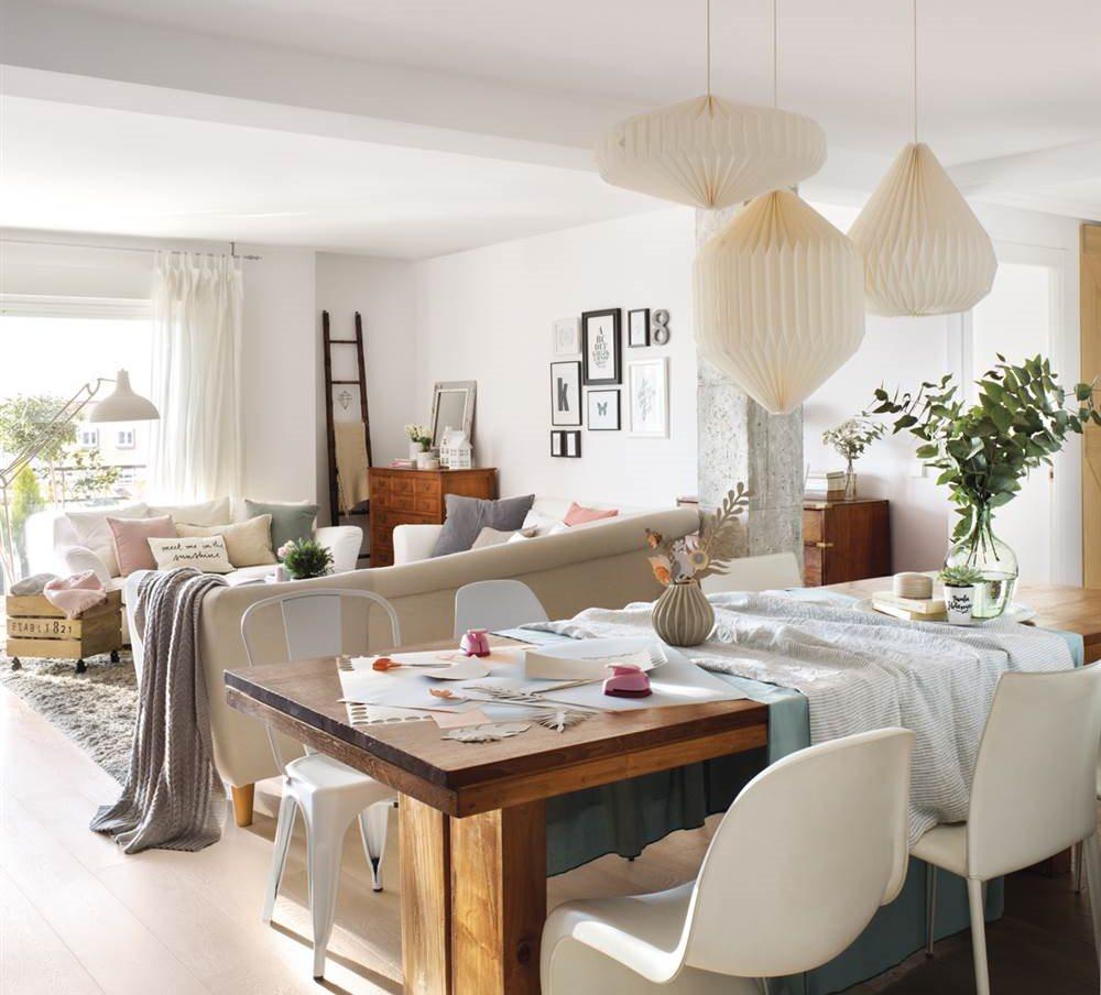 Revista de marzo el mueble for Lamparas de mesa de madera