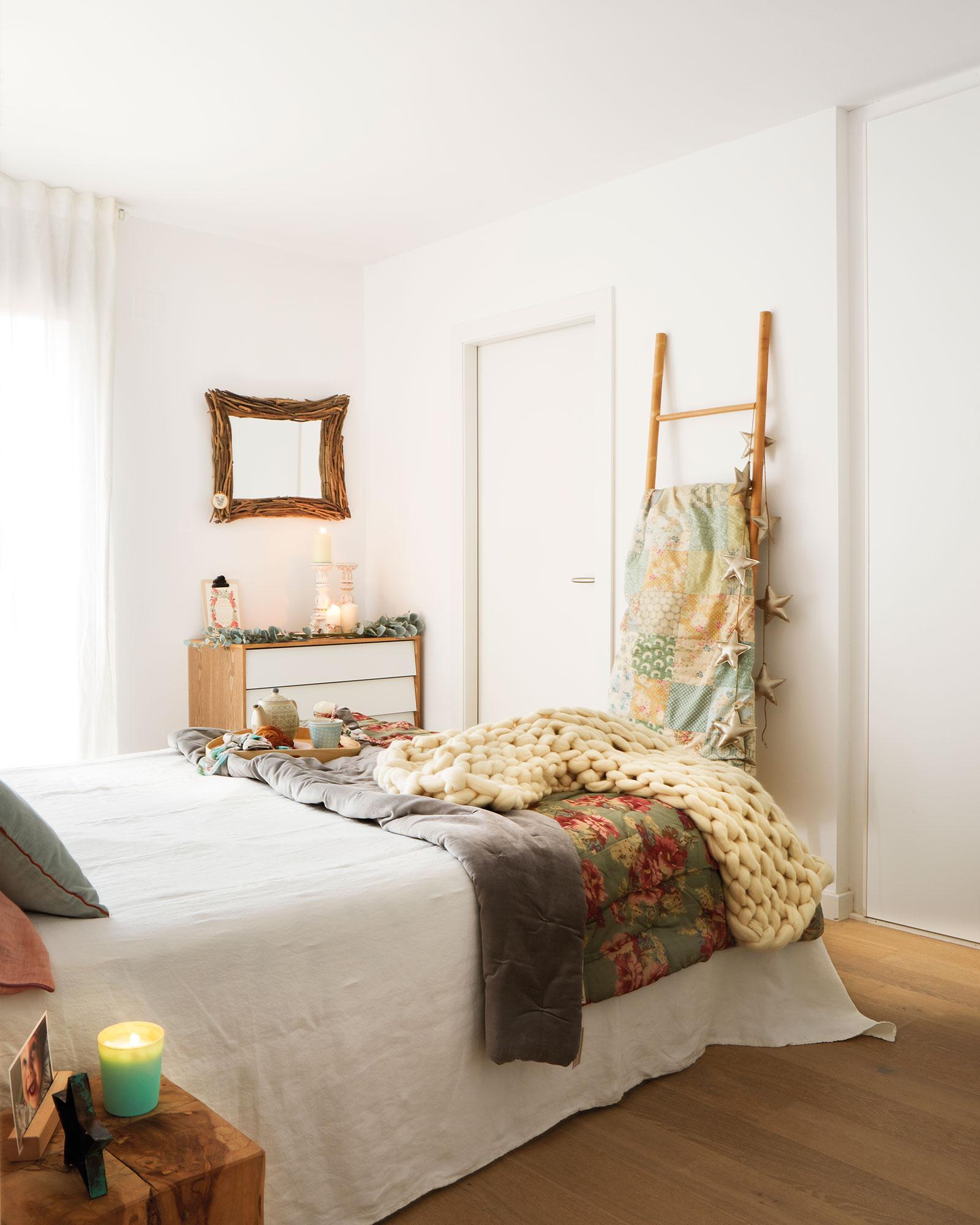Compartir Piso: 10 Ideas Low Cost Para Decorar Tu Dormitorio