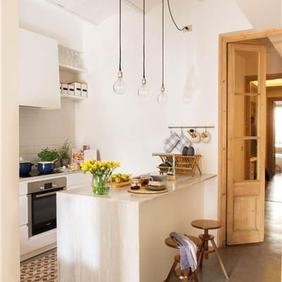 Electrodom sticos for Cocinas abiertas al pasillo