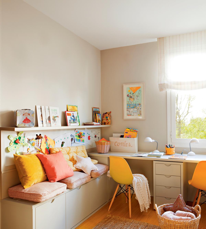 10 ideas para decorar la habitaci n infantil perfecta - Organizar habitacion infantil ...