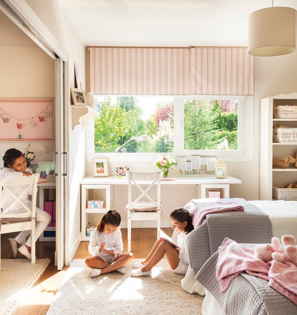 10 ideas para decorar la habitaci n infantil perfecta - Decorar habitacion ninos ...