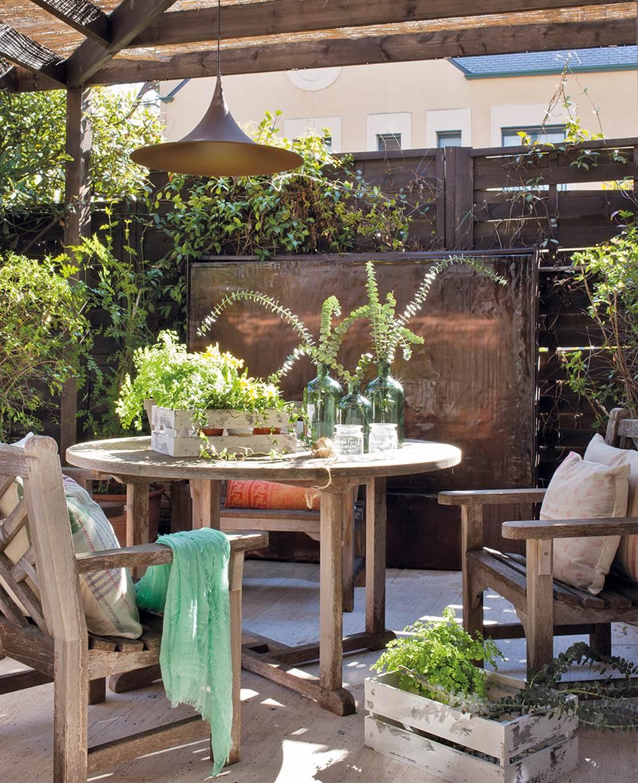 Casa a las afueras de madrid con jard n y donde se respira for Casa jardin madrid