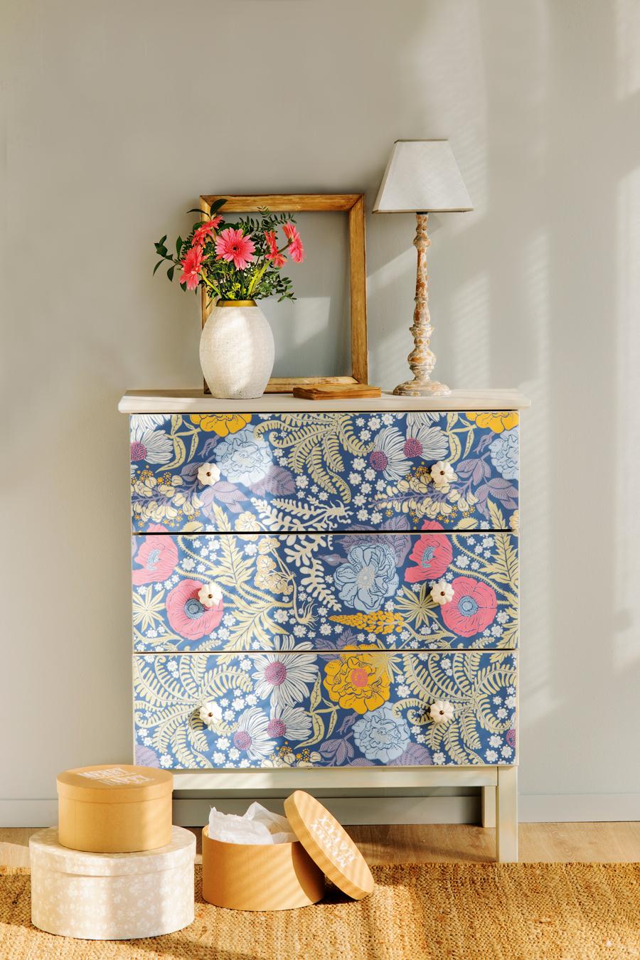Decora tu casa para combatir la astenia primaveral - La casa del papel pintado ...