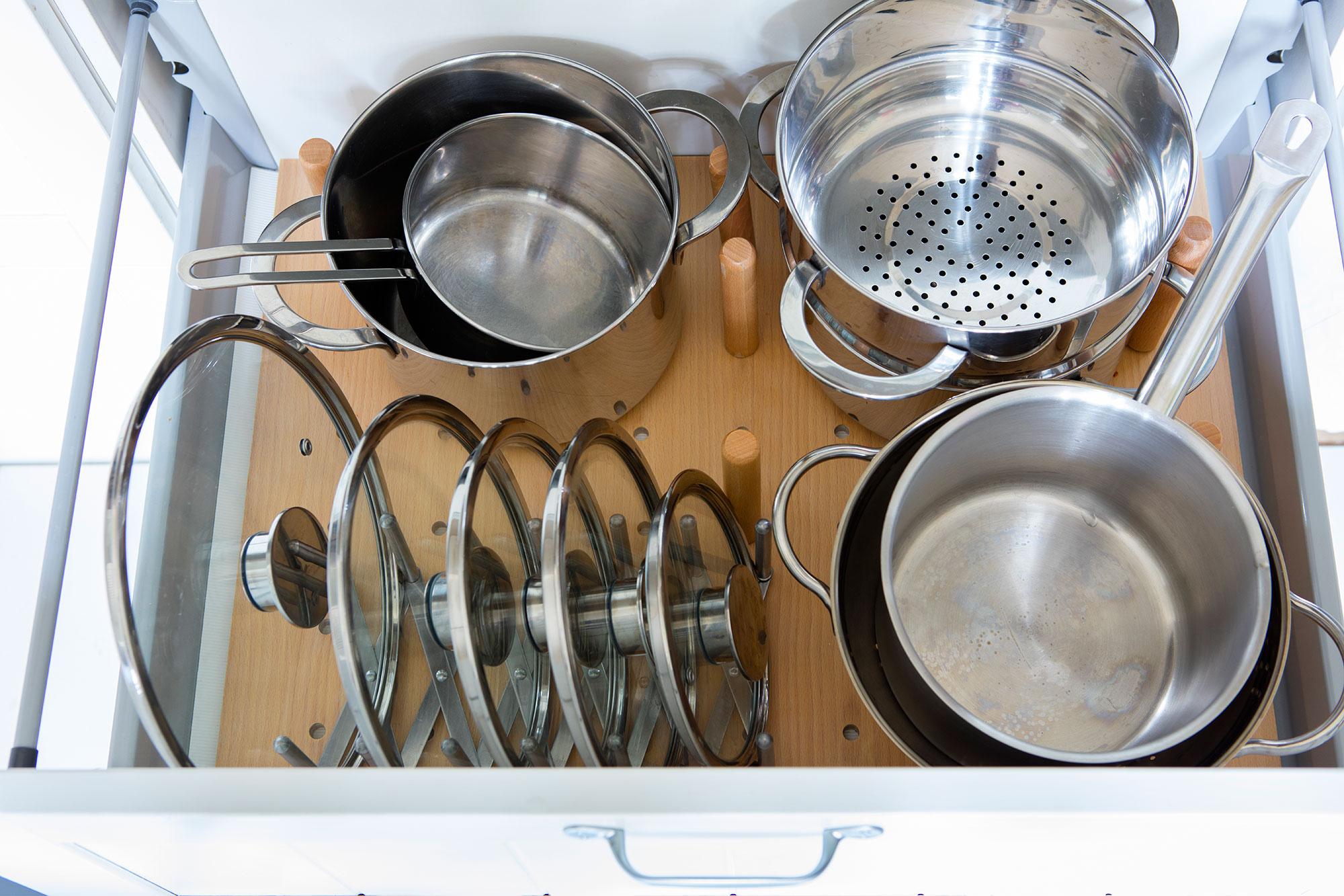 Cocina en orden las claves del xito for Utensilios de cocina ikea