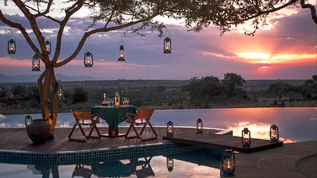 four seasons serengueti atardecer. Serengeti Four Seasons