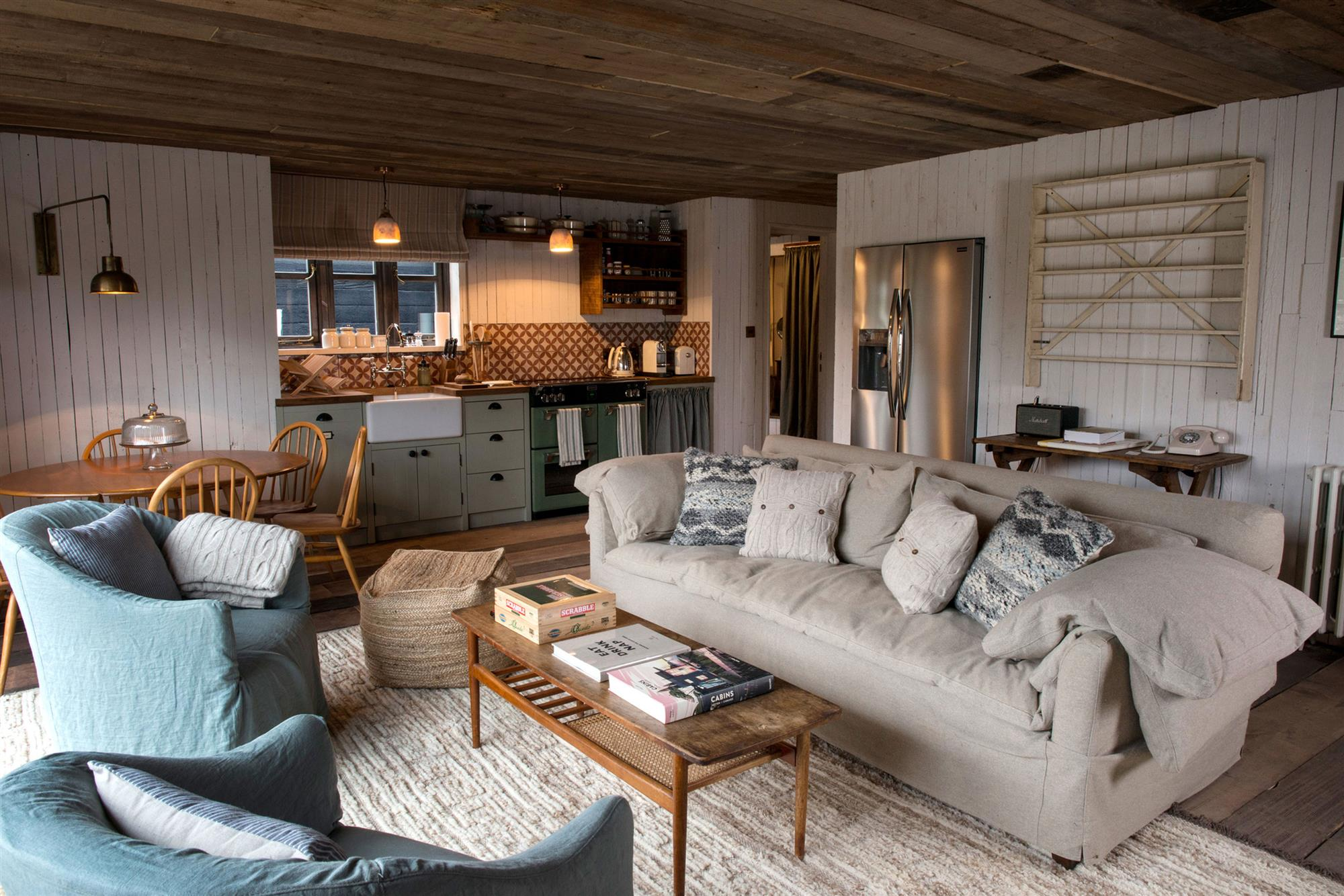Soho Farm House salon. Soho Farmhouse