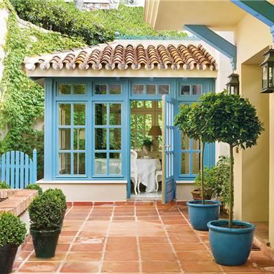 Alacenas y aparadores - Casas blancas bonitas ...