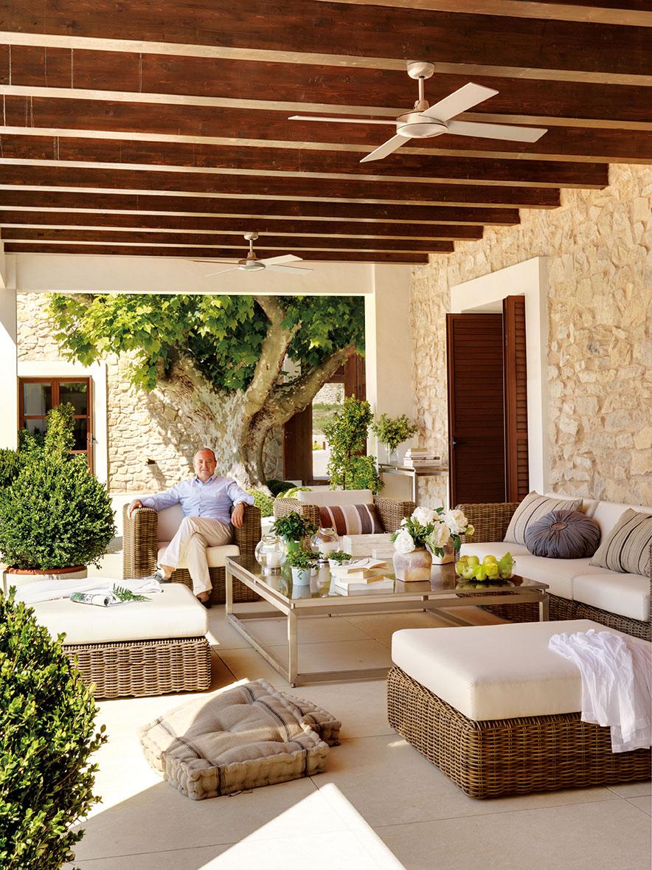 Ver casas rusticas por dentro casa rural picachico - Ver casas de madera por dentro ...