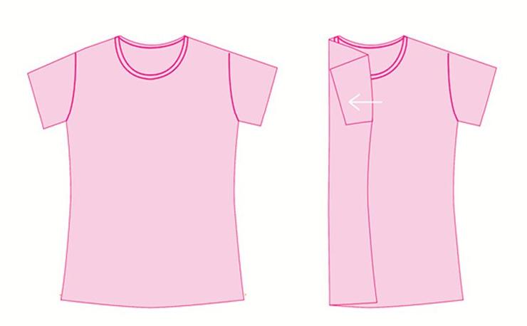 Cómo doblar la ropa con el método de Marie Kondo
