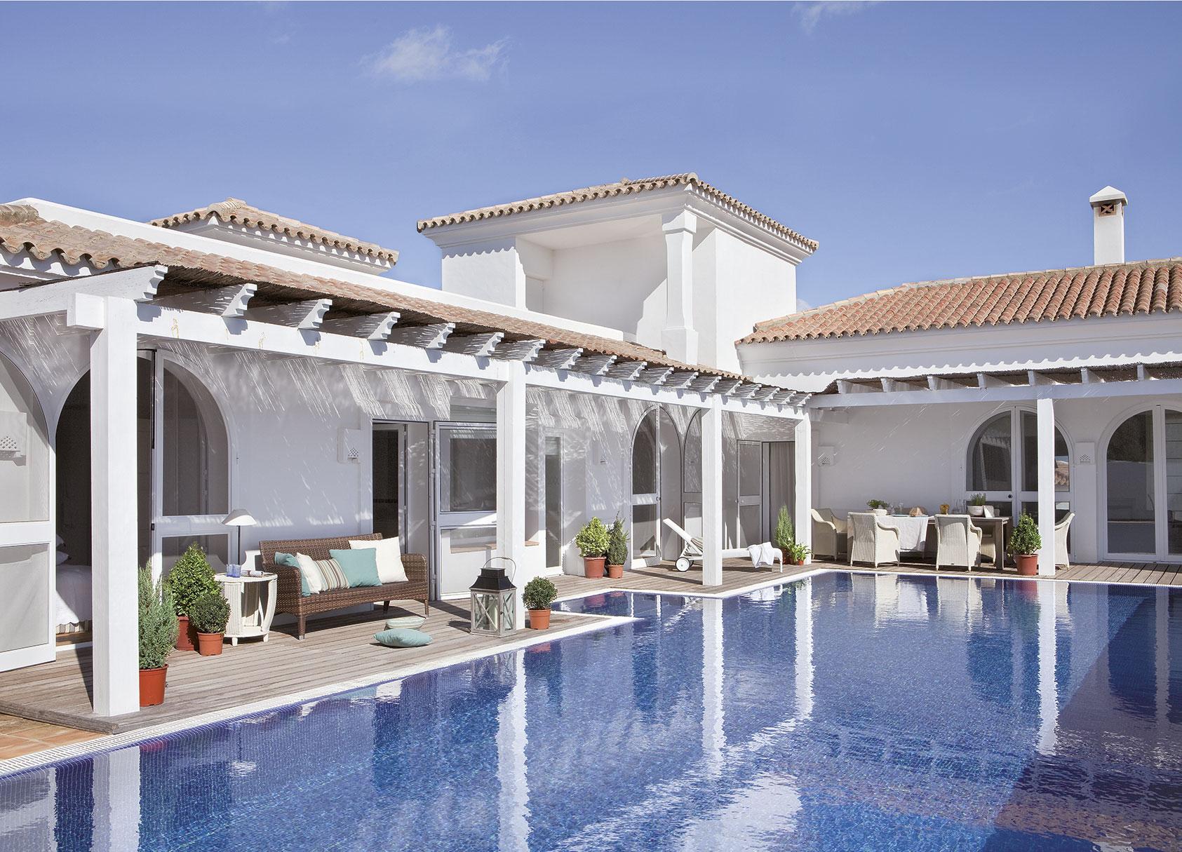 Como Decorar Casa De Campo Andaluza