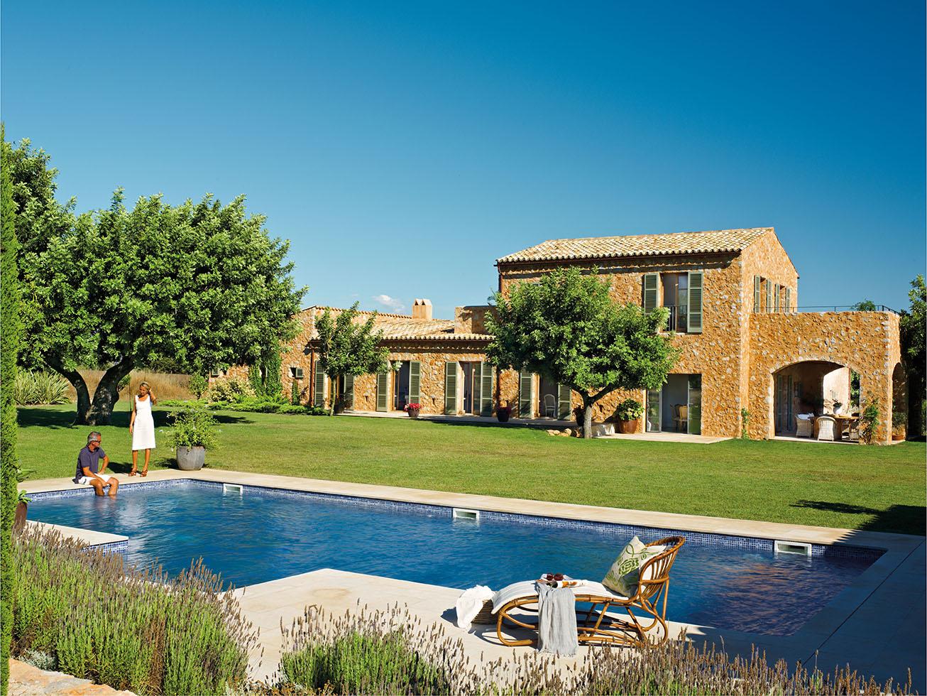 Revista casa y jardin online best saln de una casa de for Casa y jardin tienda madrid