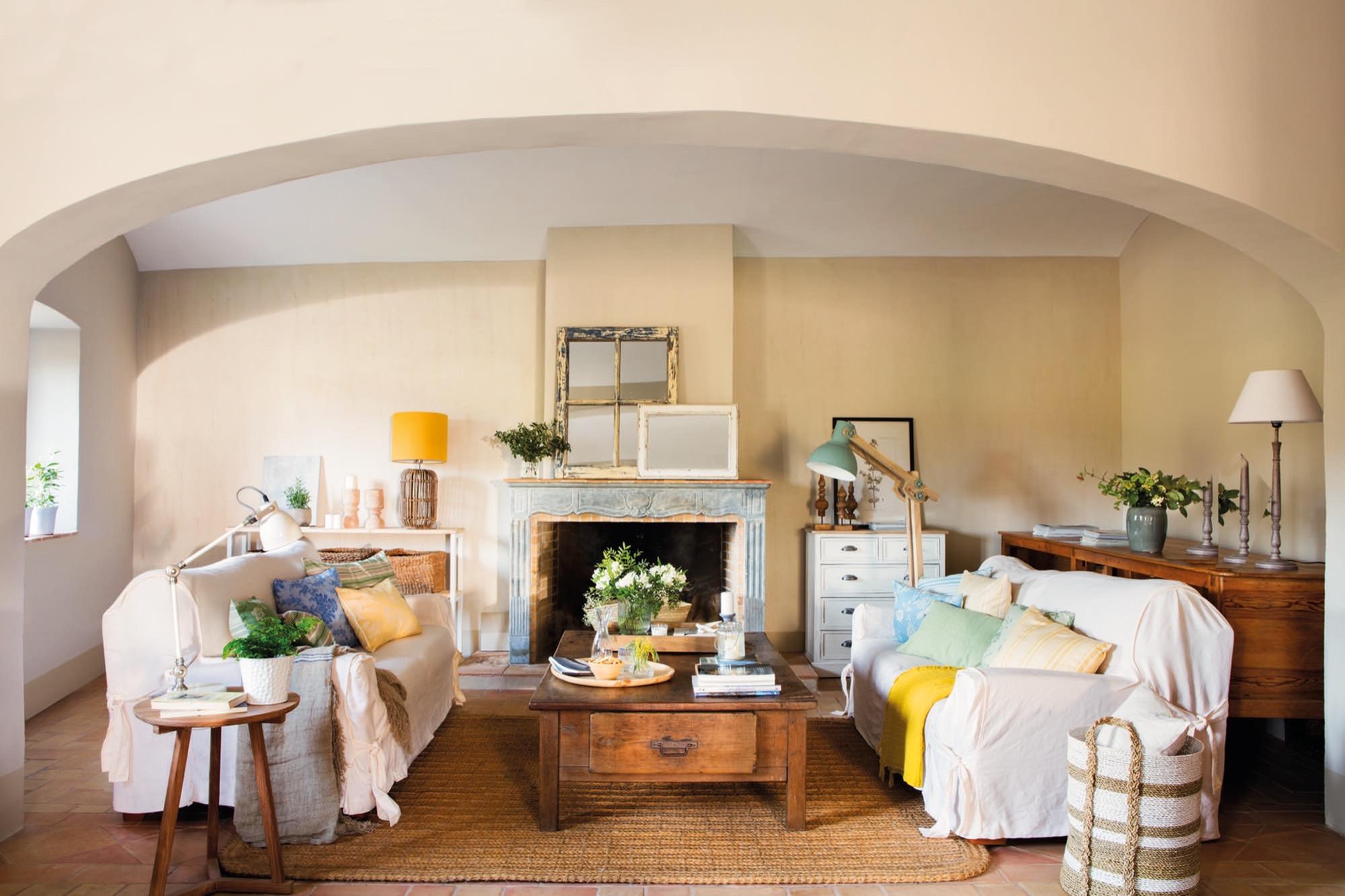 La casa con chalk paint de neus de crea decora recicla - Crea decora y recicla ...