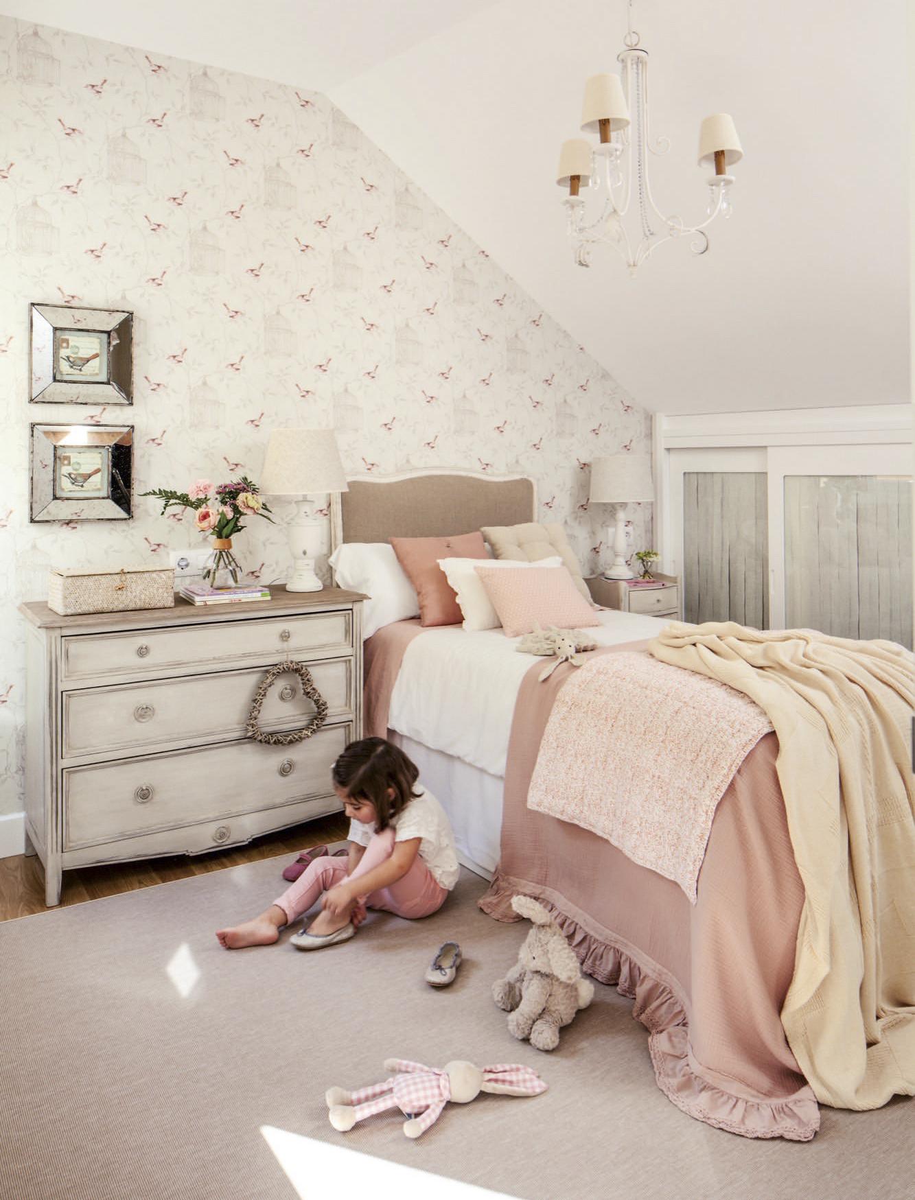 Muebles De Ni Os De Dise O En El Mueble ~ Papel Pintado Para Habitacion Juvenil De Niña
