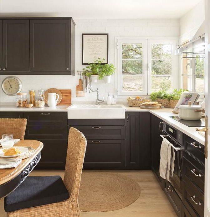 Casas decoradas con muebles de ikea decoracion salas de for Casas decoradas con muebles de ikea