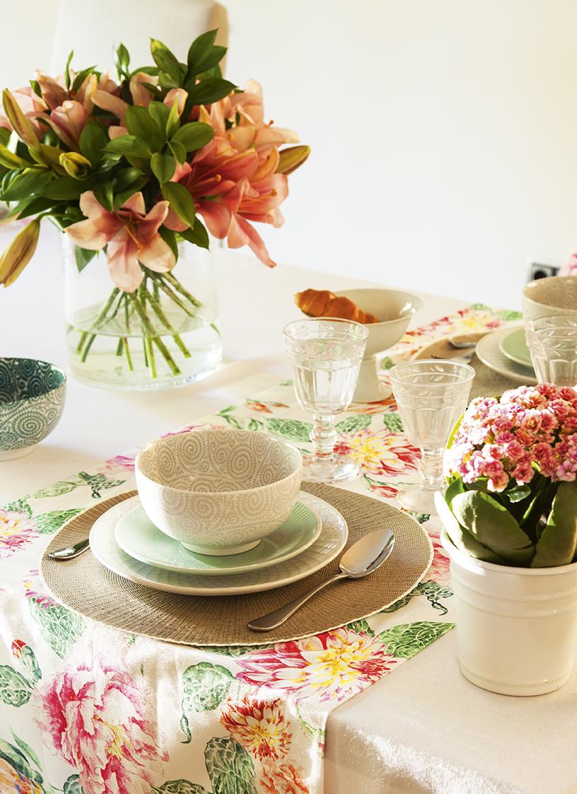 Ideas de primavera para renovar la decoración