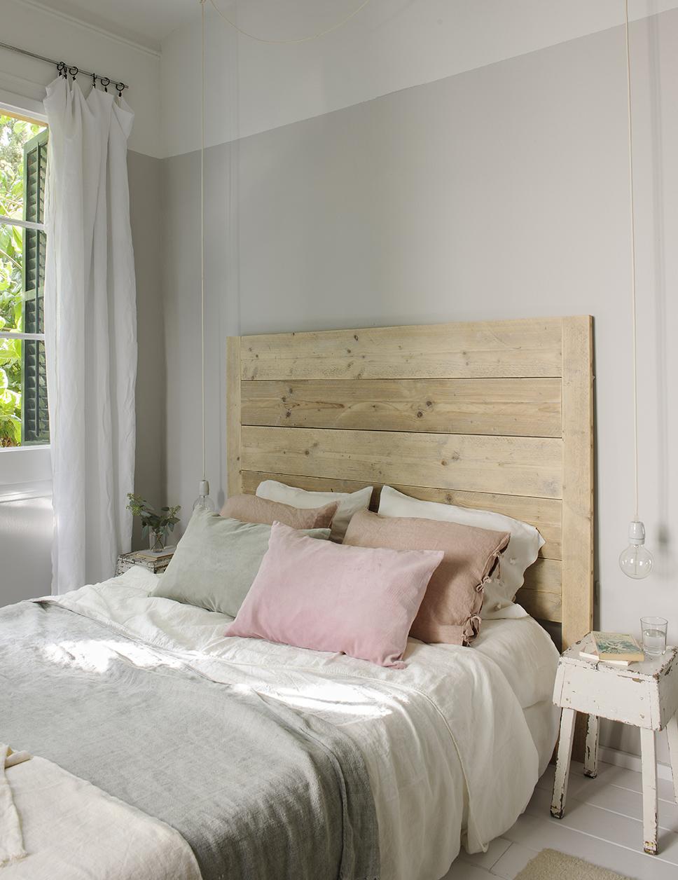 Camas for Casa blanca muebles y decoracion