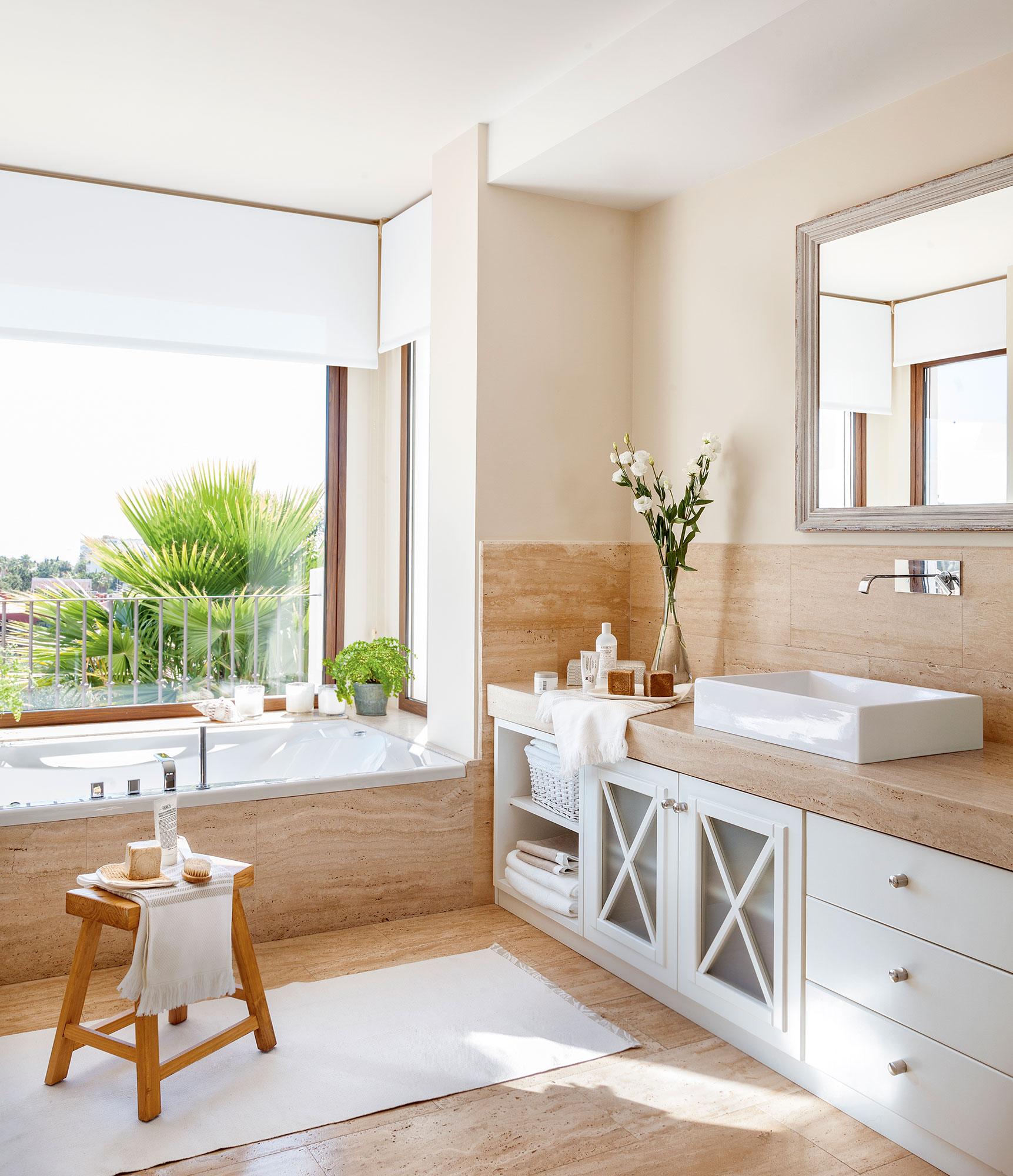 Ba Os Mamparas Muebles Espejos Todo Para La Decoraci N Elmueble ~ Ideas Para Reformar Cuarto De Baño Pequeño