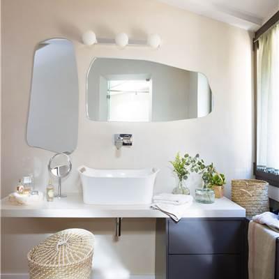 Muebles ba o - Espejos de bano con armario ...