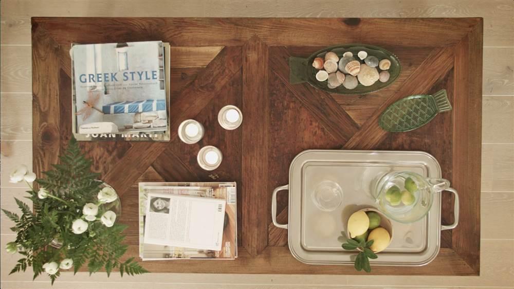 C mo decorar la mesa de centro perfecta - Decorar centro de mesa ...