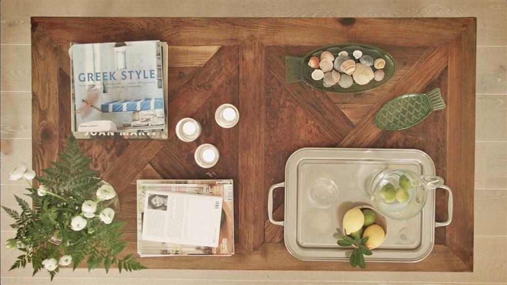 Como decorar una mesa de centro decora tu mesa de centro - Ideas para decorar mesas ...