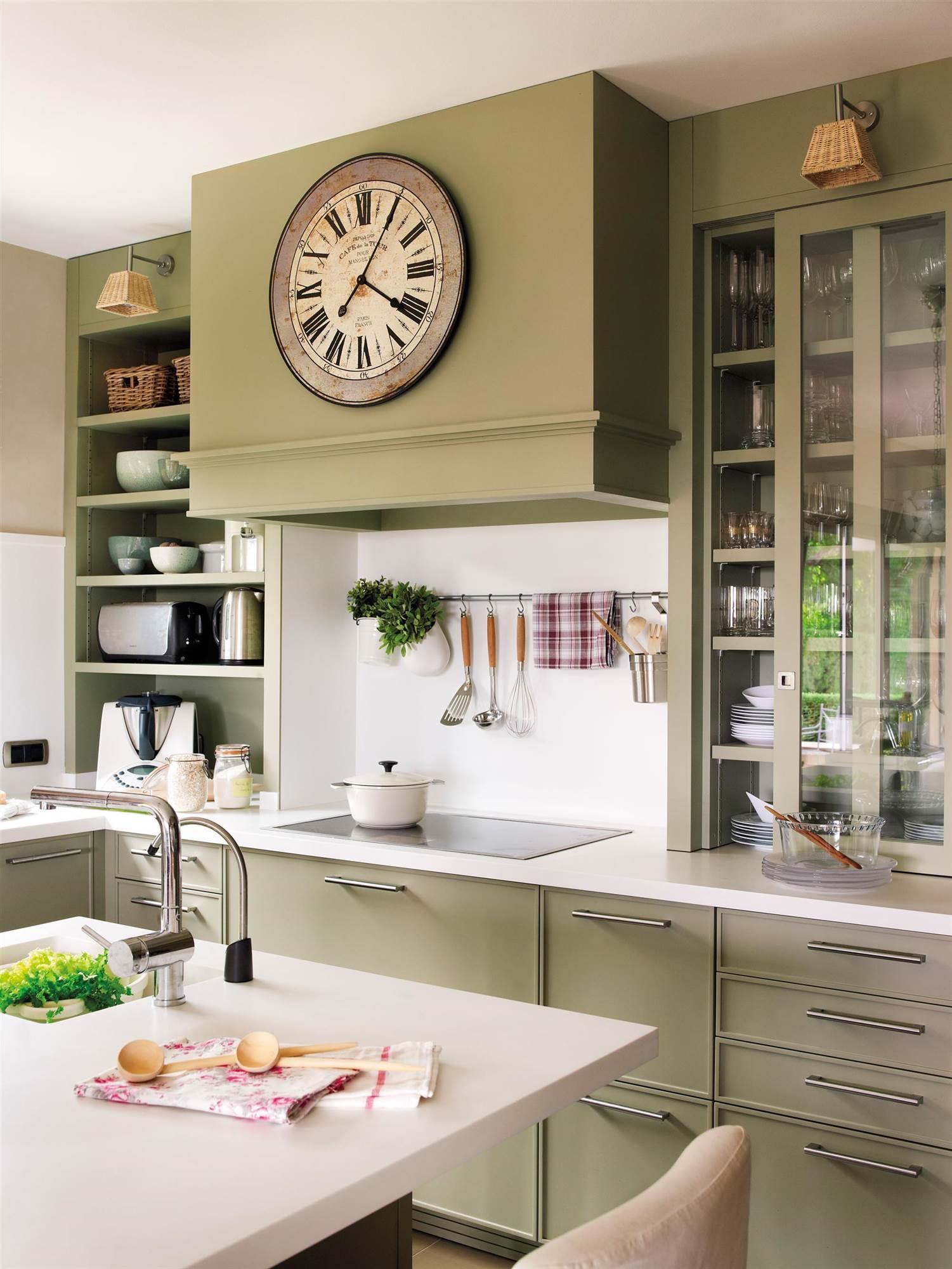 Relojes para decorar y cómo integrarlos en la decoración