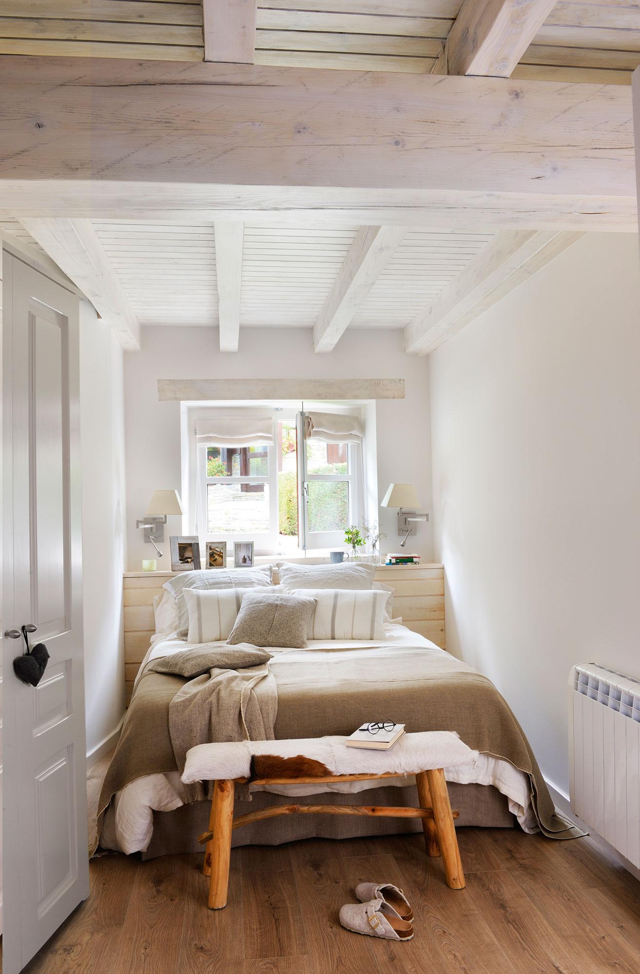Dormitorio c mo decorarlo y aprovecharlo mejor seg n los - Decoracion de dormitorios pequenos ...