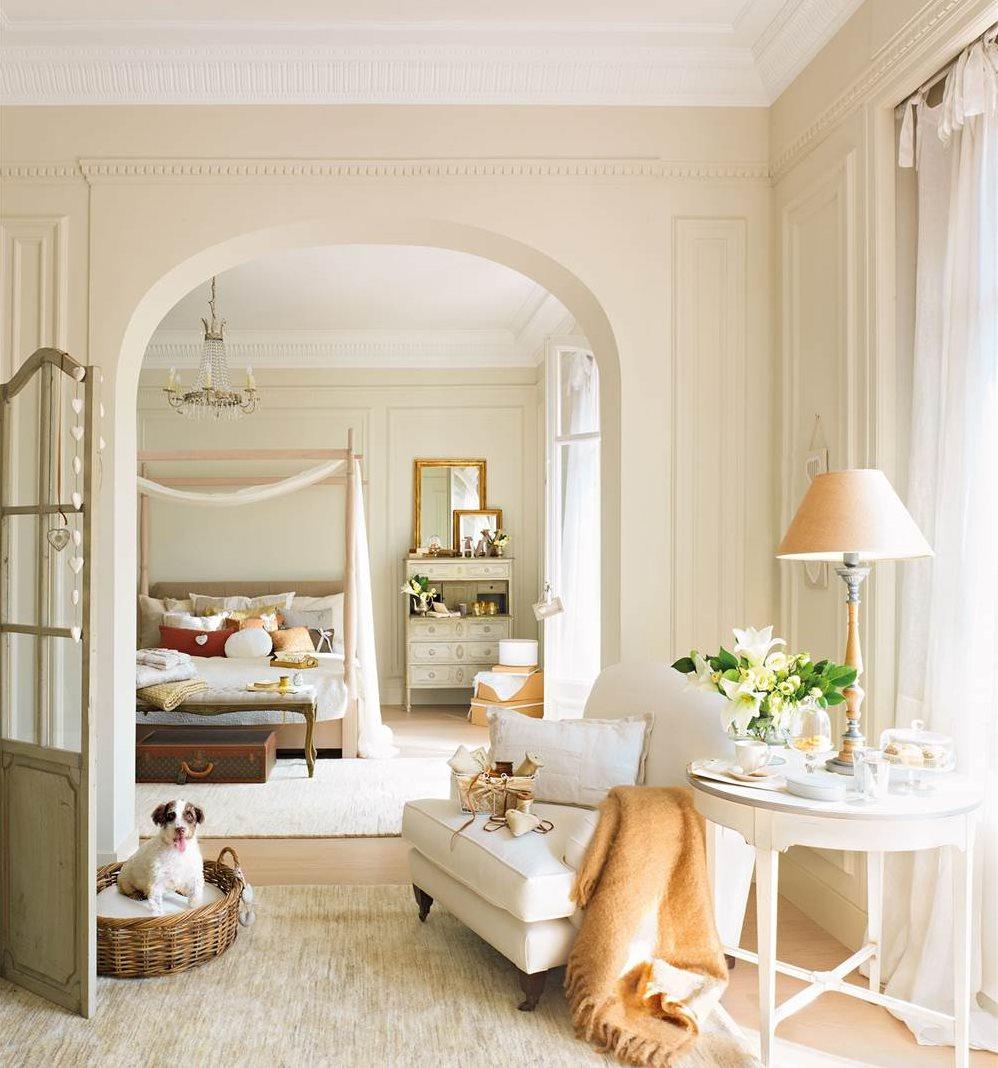 Dormitorio c mo decorarlo y aprovecharlo mejor seg n los - Dormitorios con dos camas ...