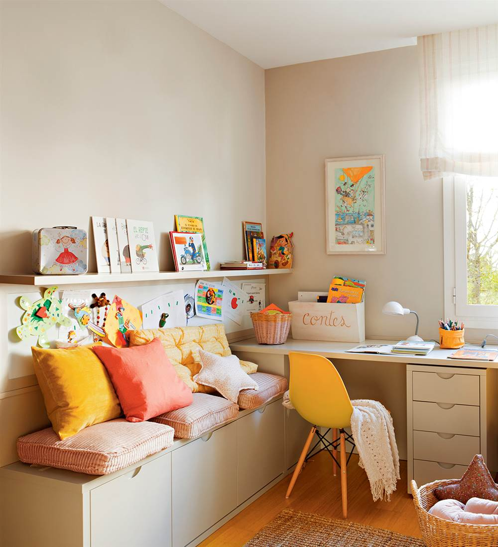 Diez pisos peque os con las mejores ideas para aprovechar for Zapatero espacios pequenos