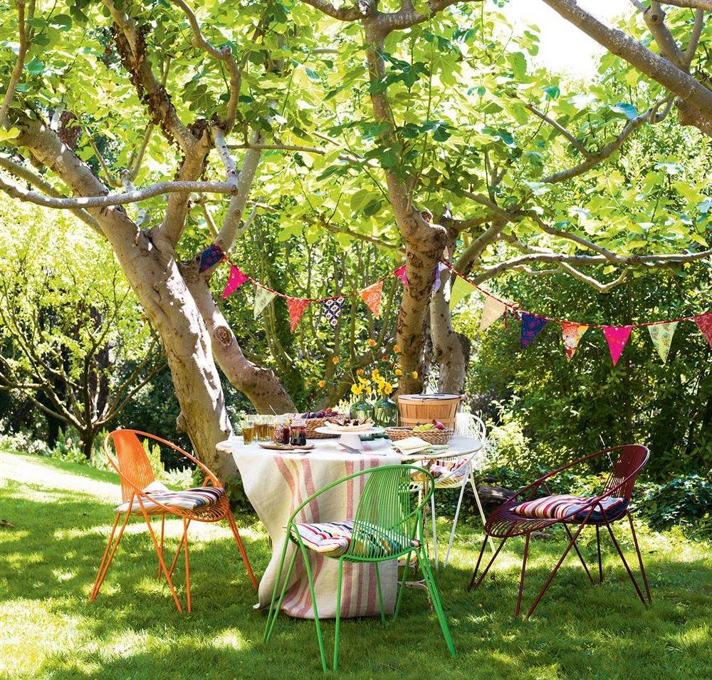 Un jardín para toda la familia