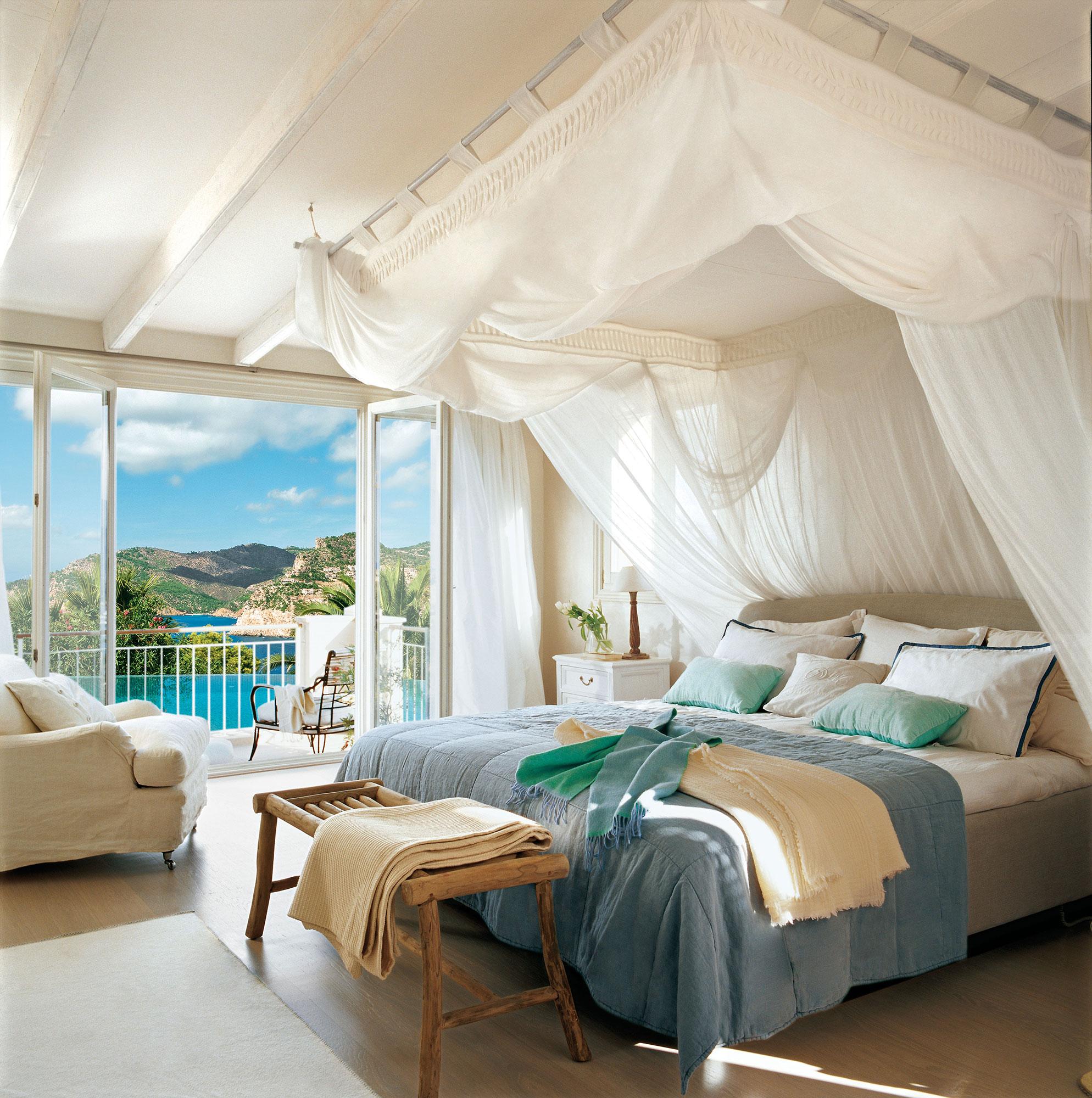 Dormitorios Frescos Viste Tu Habitaci 243 N Para El Verano