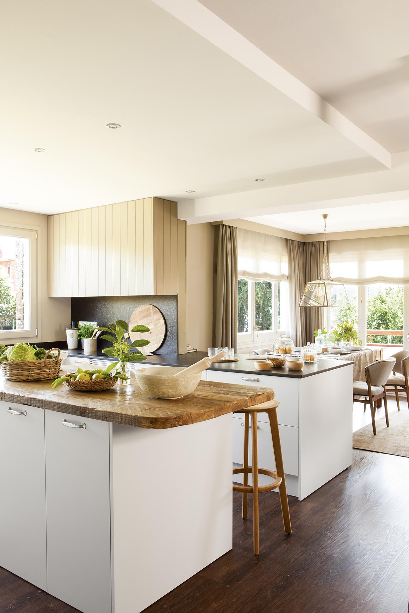 Tipos de encimera que le dar n un aire nuevo a tu cocina - Encimeras de marmol para cocinas ...