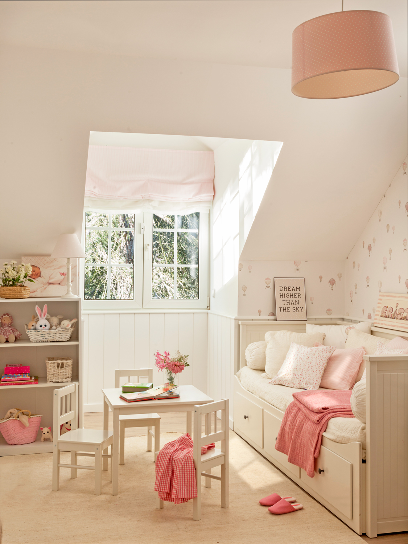 Soluciones para cuartos de ni os peque os for Cama dormitorio infantil