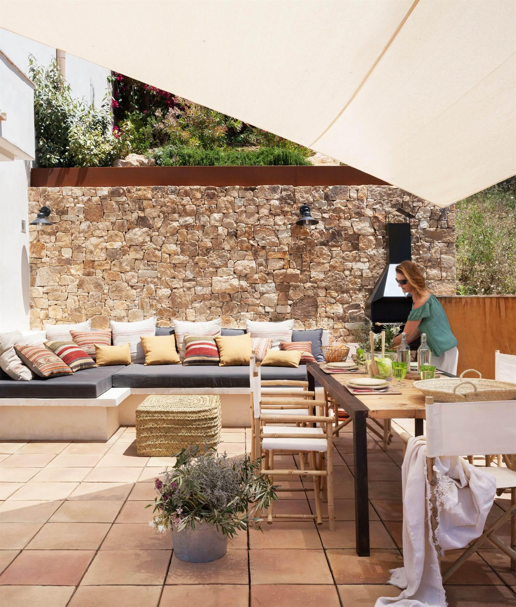 La terraza ideal para cada tipo de persona - Aticos en silla ...