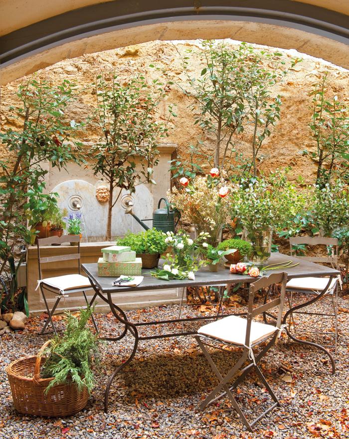 110 fotos de patios for Jardines con encanto fotos