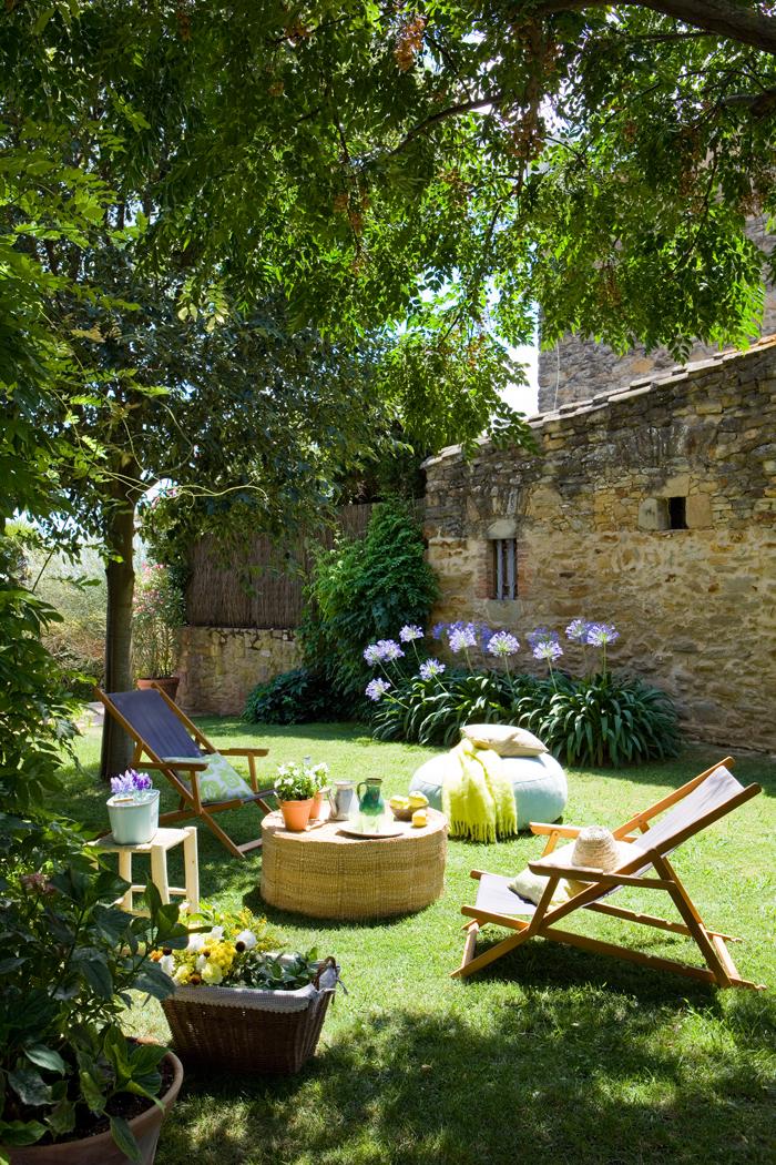 59 fotos de tumbonas for Tumbonas de jardin