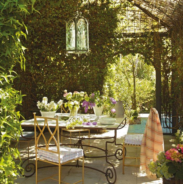 Jardines caseros con encanto elegant jardines caseros con - Jardines con encanto ...