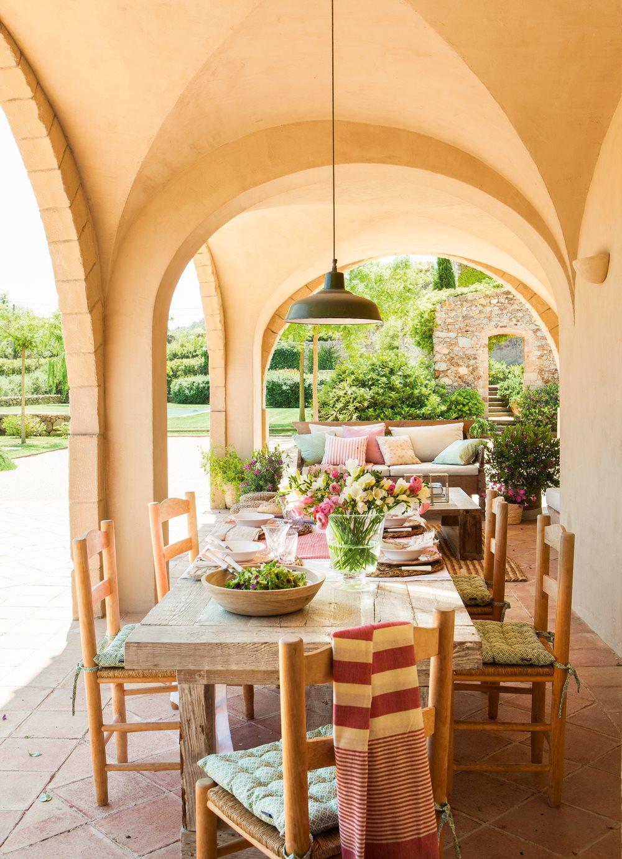 5 Comedores De Verano # Muebles Oasis Caseros