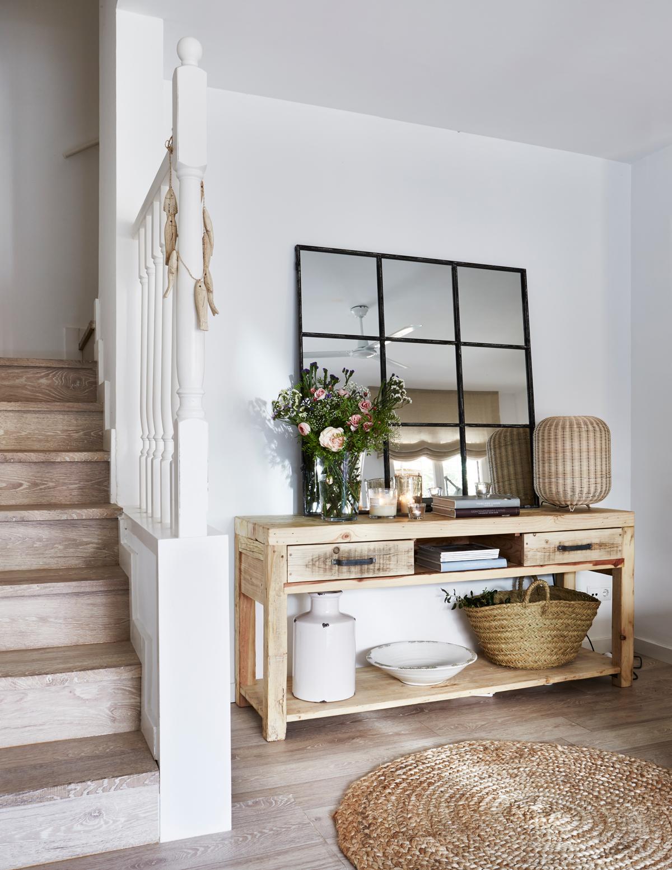 Qu es la decoraci n wabi sabi for Escaleras con alfombra