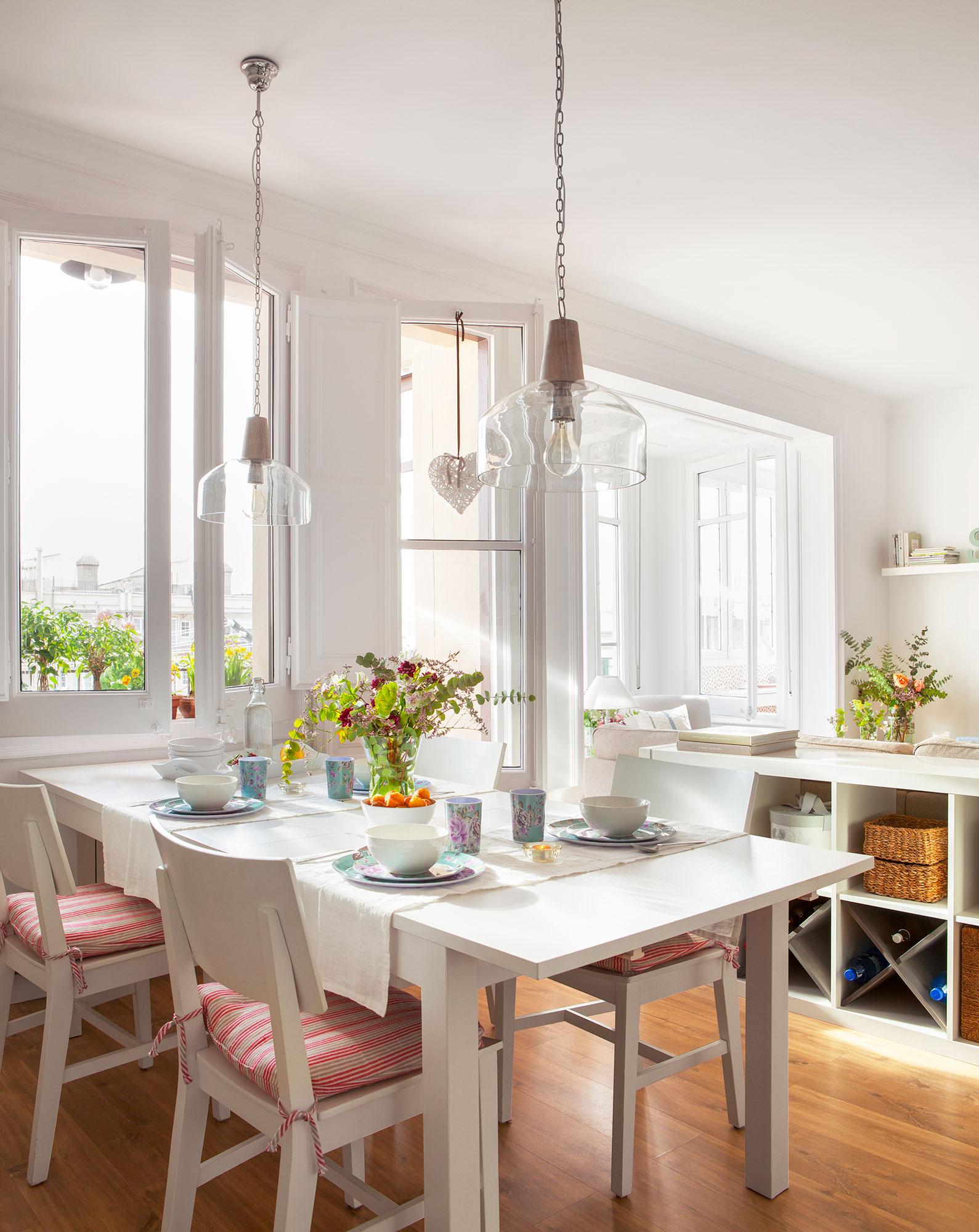 Mesas de comedor c mo elegir tu mesa de comedor perfecta for Mesas de comedor de madera de diseno