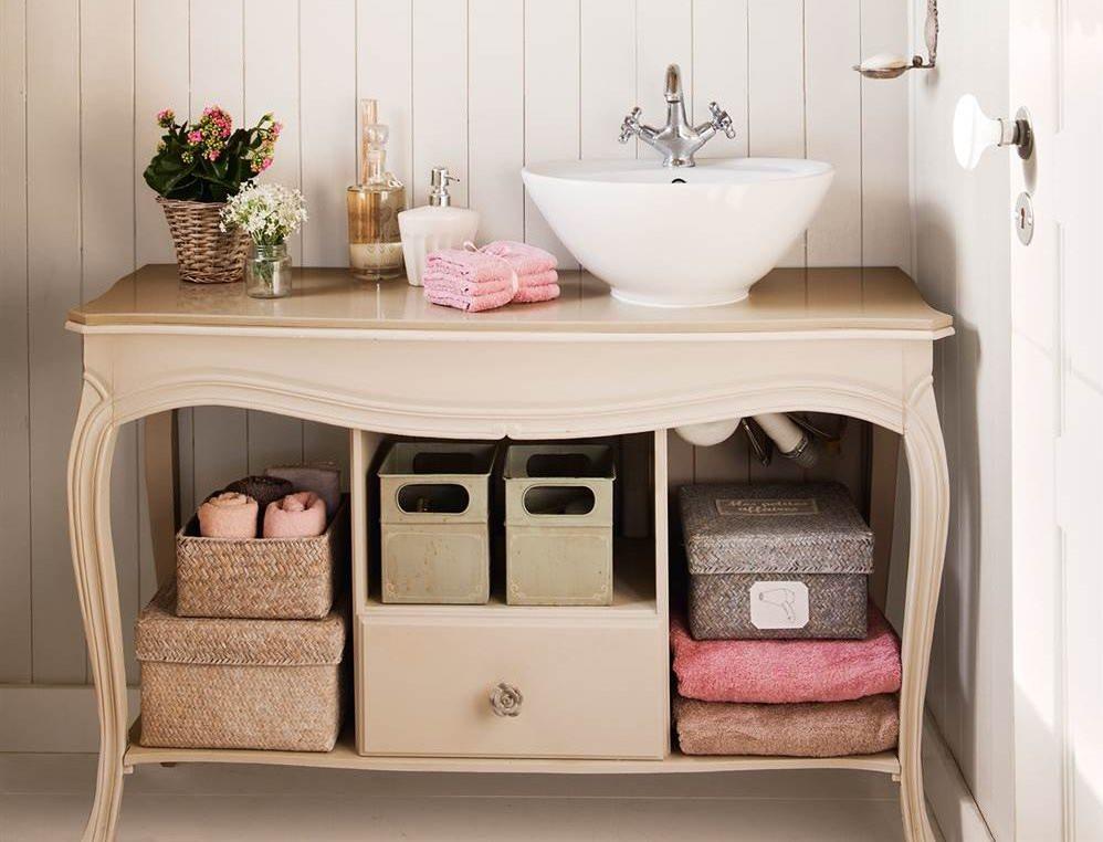 Mueble para guardar toallas de bano for Muebles con cestas