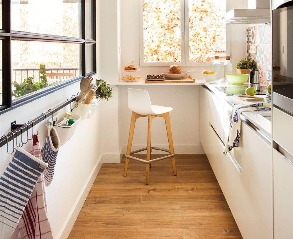 Claves del orden ideas y trucos para ganar espacio - Cocina para dos ...