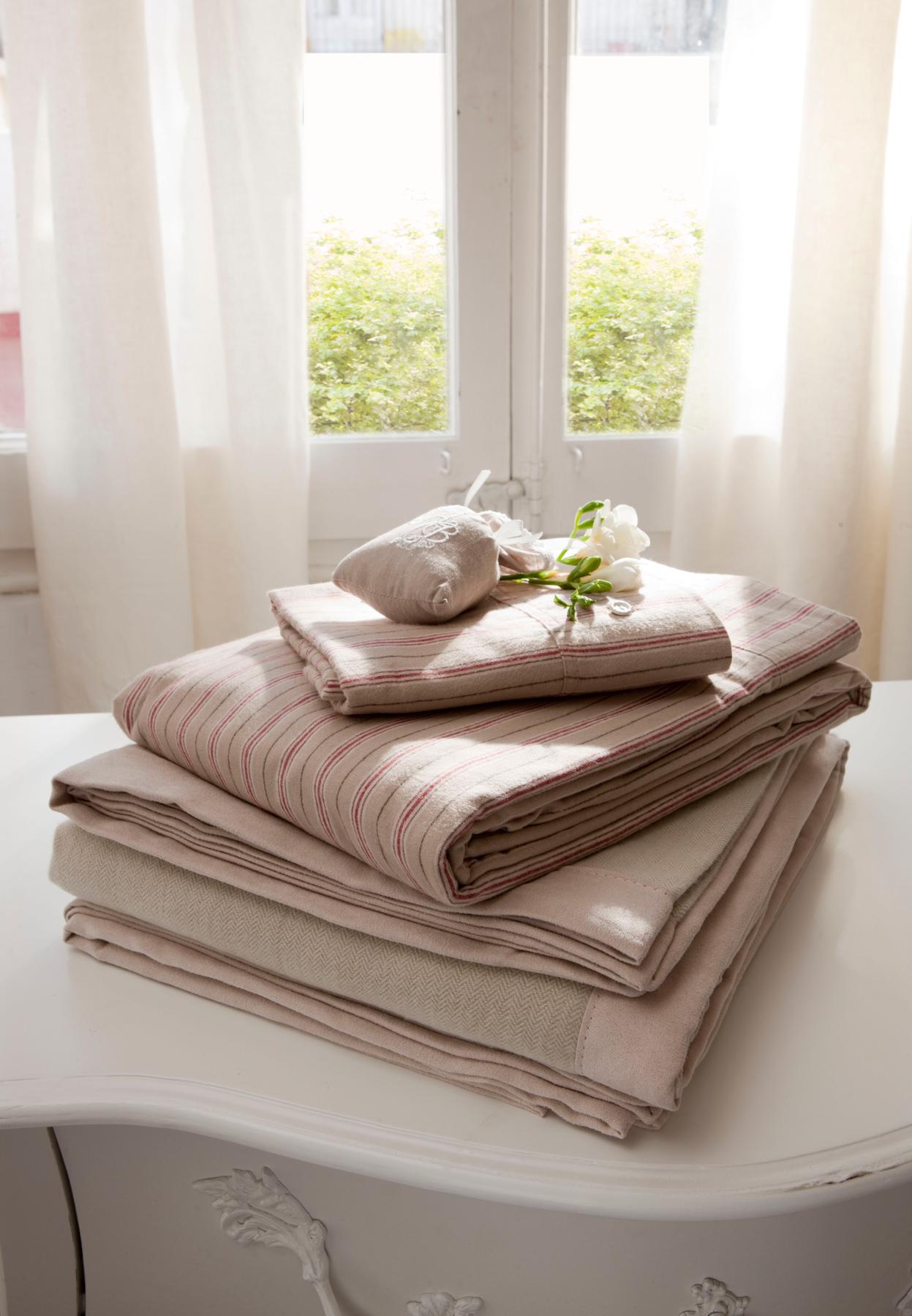 Trucos de mantenimiento para la ropa de cama