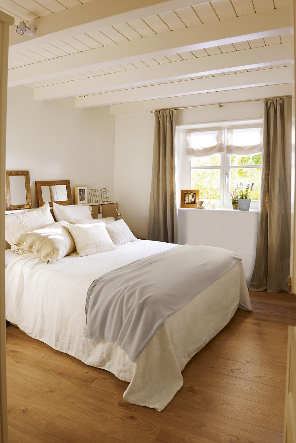 Grandes ideas para los dormitorios pequeños más bonitos