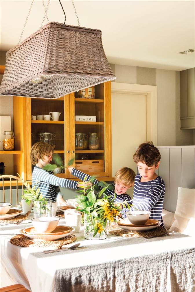Una casa a la medida de una familia numerosa - Casas para familias numerosas ...