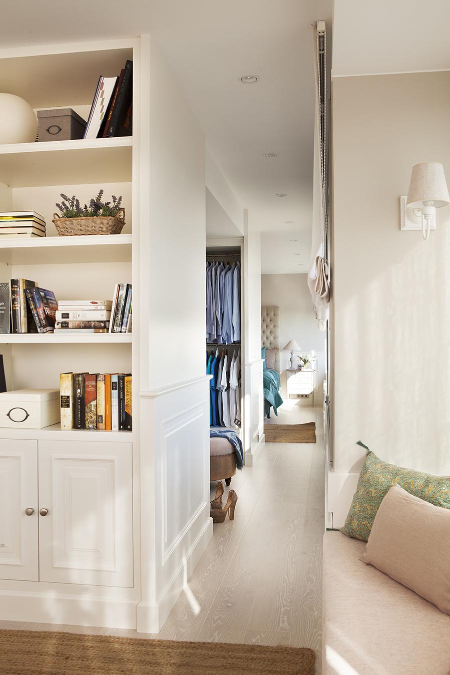El primer proyecto de dise o de la mujer de andr s iniesta - Muebles para pasillo ...